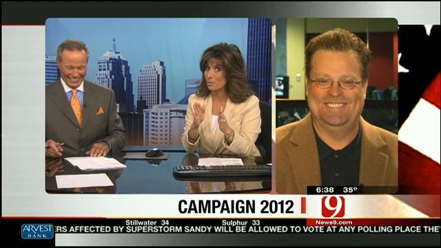 Part 2: News 9 Political Analyst Examines State Questions On Ballot