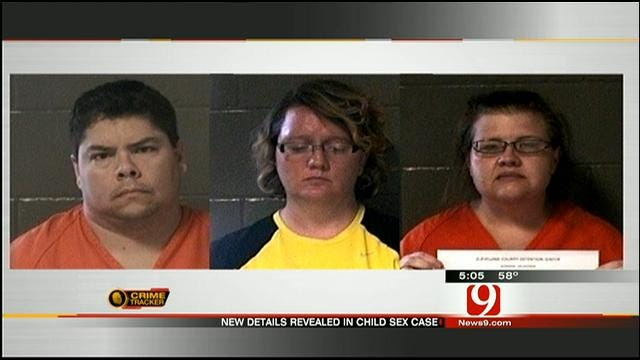 Woman Accused In Cleveland County Child Sex Crime Out On Bond