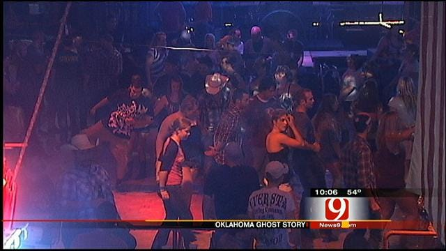 Ghosts Among The Guests That Frequent OKC Bar