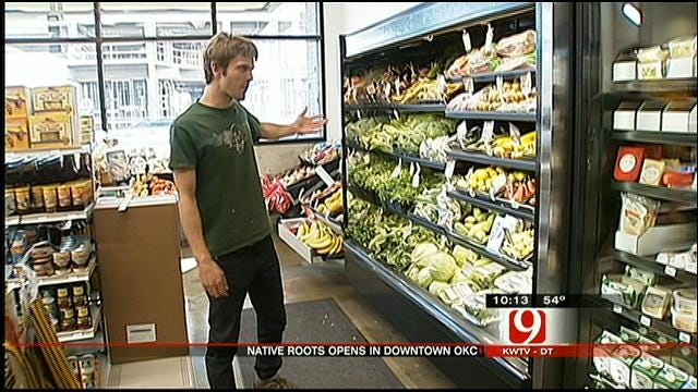 Grocery Store A Welcome Sight In Downtown OKC