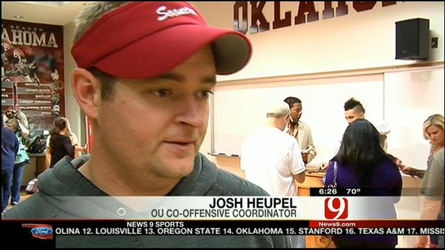 Hayes Reinstated, Other OU Highlights