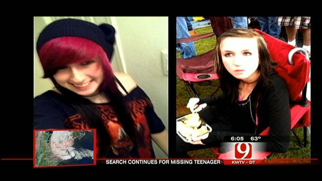 Investigators Clear Person-Of-Interest In Weatherford Teen's Disappearance