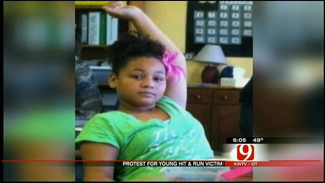 Supporters Rally Behind 11-year-old Shawnee Hit-And-Run Victim