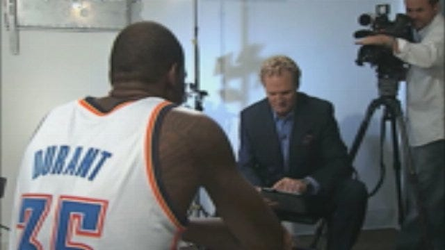 WEB EXTRA: KD On Zoo Animal Named After Him