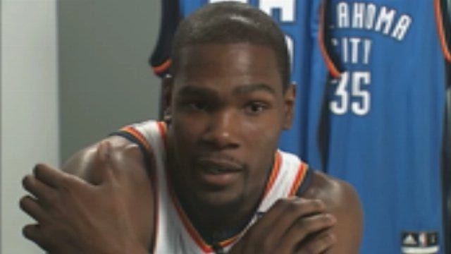 WEB EXTRA: KD Talks About His Teammates And Friends