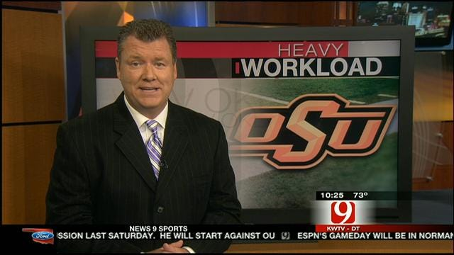 Stewart Breaking Out For OSU