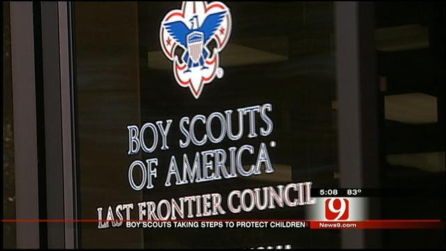 Council Representing OK Boy Scouts Speaks Out About Preventing Child Abuse