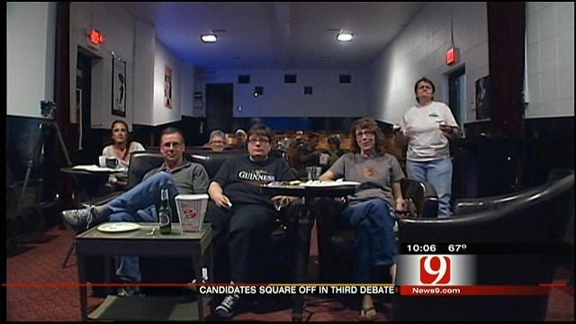 Oklahoma Voters Weigh In On Final Presidential Debate
