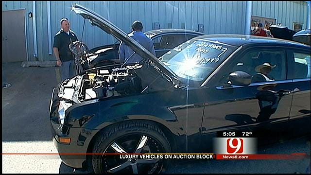 Alleged Prostitution Ring Leader's Cars Sold at Auction