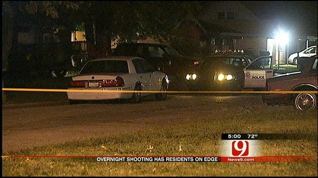 Residents In SE OKC In Fear After Night Of Violence Ends In Shootout