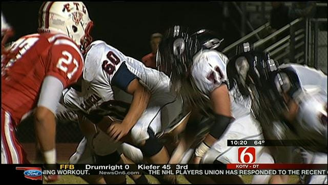 Cascia Hall Vs. Fort Gibson