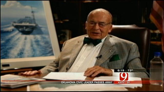 Civic Leader And OKC Businessman Ray Ackerman Dies