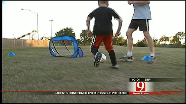 Parents Warned About Possible Child Predator Near SW OKC Park