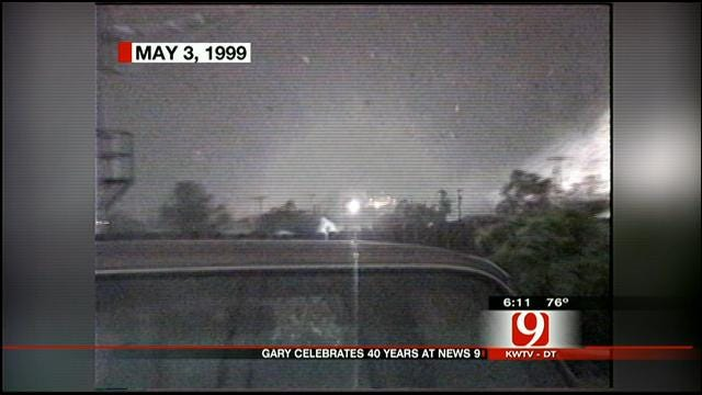 Gary England Reports On May 3, 1999 Tornado