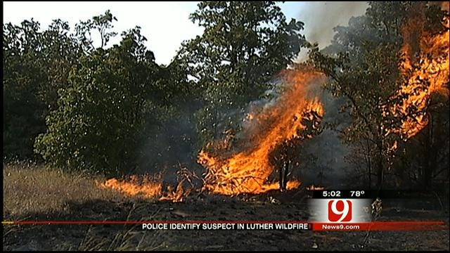 Two-Month Investigation Leads To Suspects In Luther Wildfire