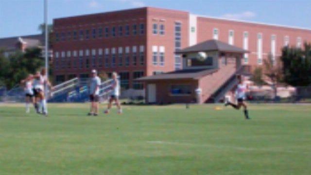 3: OCU women's practice. Fall 2012.
