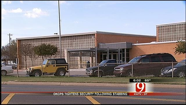 OKCPS Tightens Security After Middle School Stabbing