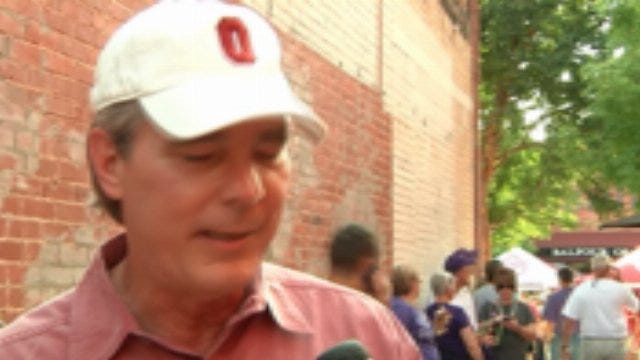 OU Alum Making His 50th Straight Red River Rivalry Game