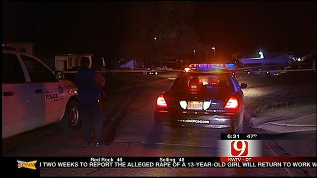 Woman Shot, Killed In Northeast OKC Drive-By