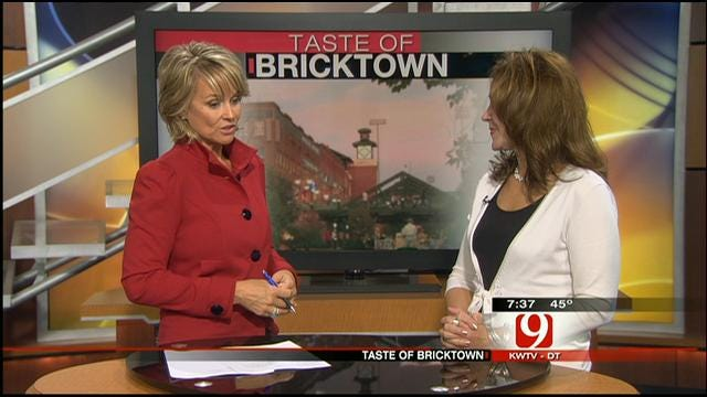 Taste of Bricktown' Returns To Downtown Oklahoma City