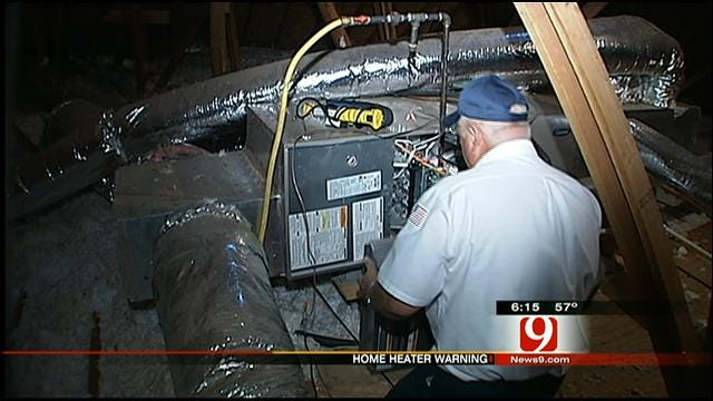 Inspect Your Heating Units As Cold Weather Arrives