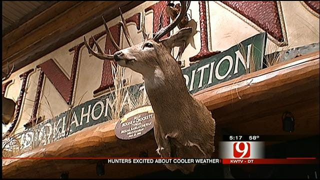Oklahoma Hunters Prepare For First Outing Of The Season