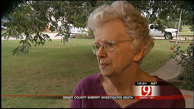 Deputies Investigate Suspicious Death of Grady County Man