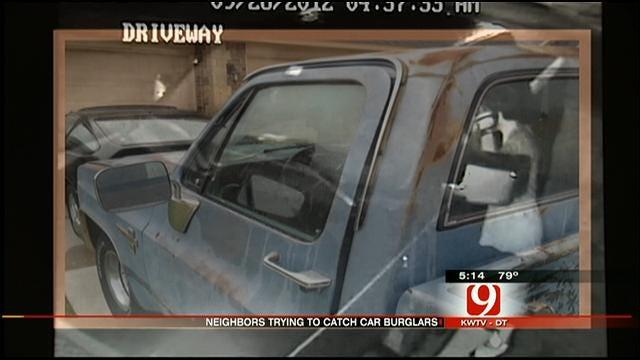Yukon Residents Installing Surveillance To Catch Car Burglar
