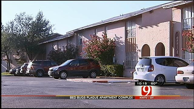 OKC Apartment Complex Charges Residents To Exterminate Bed Bugs