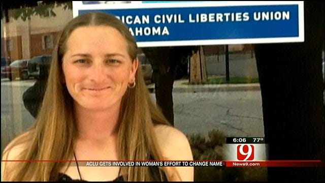 ACLU To Fight For Transgender OKC Woman Denied Name Change