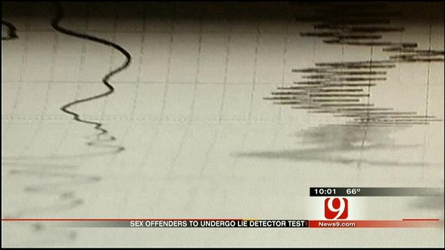 OK Program Makes Sex Offenders Submit To, Pay For Polygraph Tests