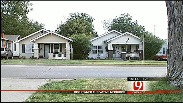 Issue Between Neighbors Leads To Death Threats, 911 Calls