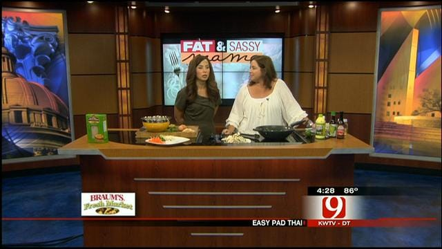 Fat & Sassy Mama: Easy Pad Thai