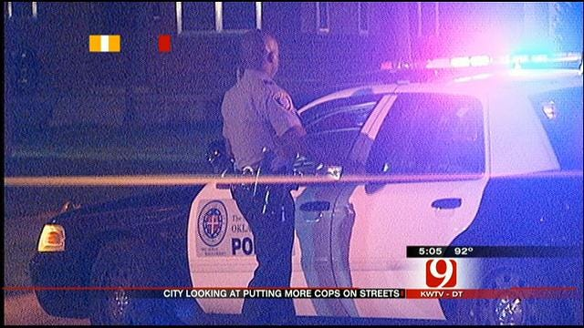 OKC Council Considers Plan To Hire More Police Officers