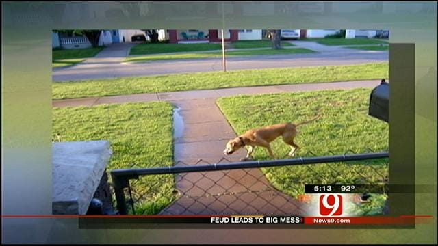 Man Calls OKC Police On Neighbor's Not Cleaning Up After Pet
