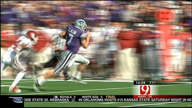 Stopping Collin Klein Key To OU Success Saturday