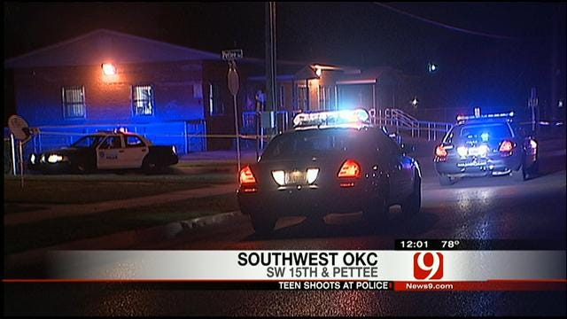 OKC Police Identify 14-Year-Old Accused Of Shooting At Officer