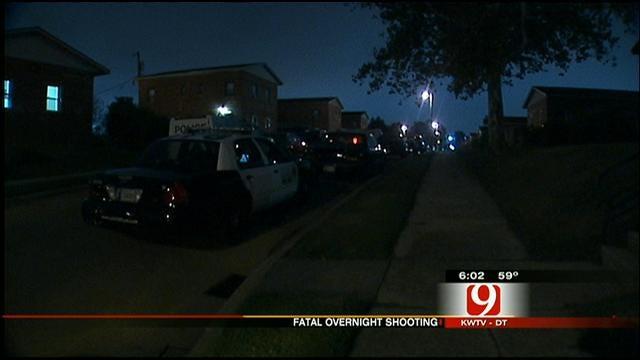 Police: Man Found Shot To Death In SW OKC