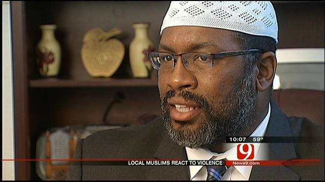 OKC Muslims React To Diplomat Murders, Embassy Protests