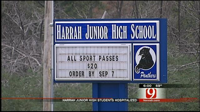 Harrah Jr. High Students Hospitalized For Overdosing On Drugs
