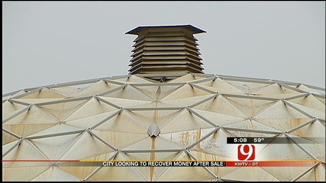 Gold Dome's Former Owner Still Owes OKC $1M