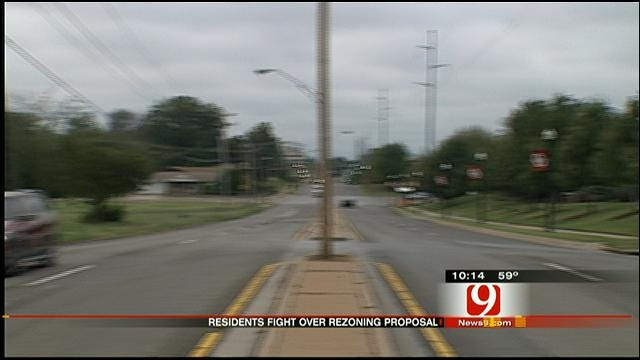 OKC Planning Commission Votes To Delay Re-Zoning Neighborhood