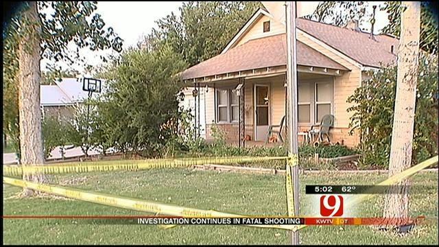 Investigation Into Deadly Norman Shooting Underway