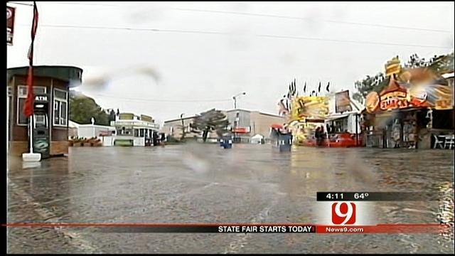 News 9's Amanda Taylor Checks Out The Food At the OK State Fair
