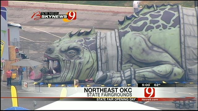 State Fair Of Oklahoma Opens Thursday In Oklahoma City