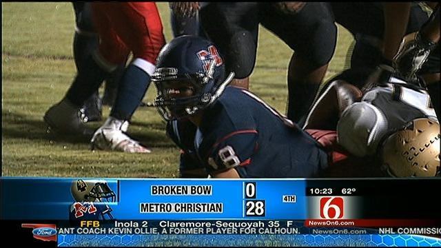 Metro Christian Vs. Broken Bow
