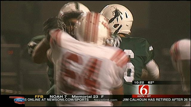 Catoosa Vs. Fort Gibson