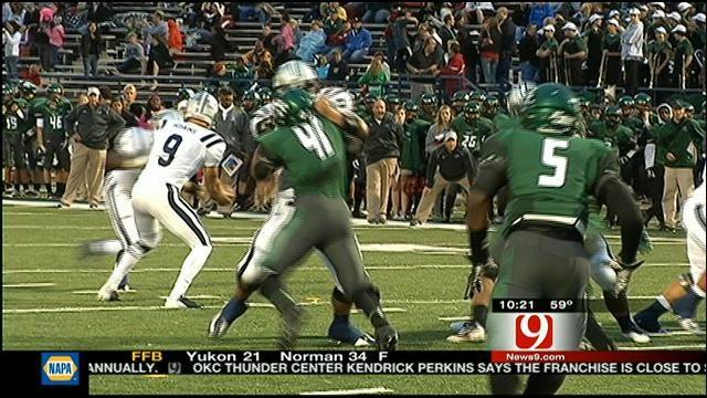 Game Of The Week: Edmond Santa Fe Vs. Edmond North