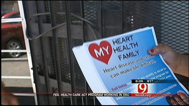 Federal Health Care Act Program Helps Oklahomans