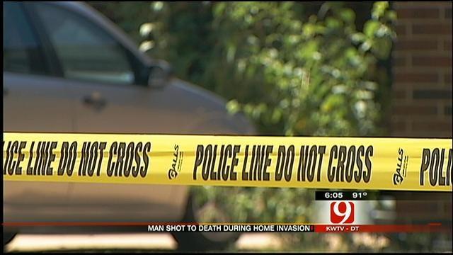 Police Identify Man Shot, Killed At Edmond Home Sunday